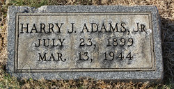 Harry J Adams, Jr