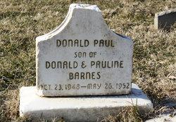 Donald Paul Barnes
