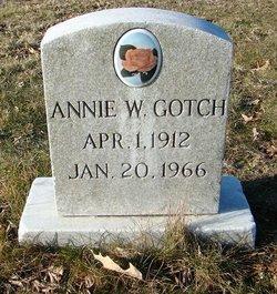 Annie W. Gotch