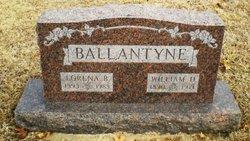 Lorena B. <i>Fiedler</i> Ballantyne