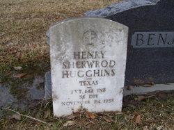 Henry Sherwrod Hugghins
