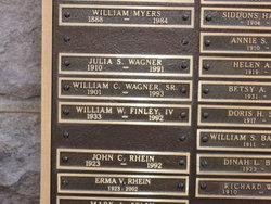 William W Finley, IV