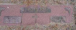 Anna M Jenkins