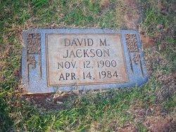 David M. Jackson