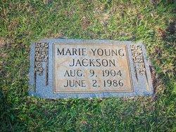 Marie <i>Young</i> Jackson