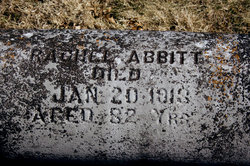 Rachel <i>Allen</i> Abbitt