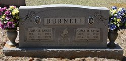 Johnie Parks Durnell