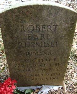 Robert Earl Rusmisel