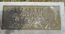 Elizabeth S Scruggs