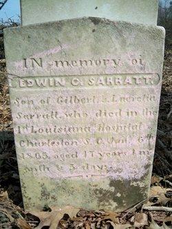 Edwin Clatton Sarratt
