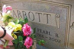 Pearl B. Abbott