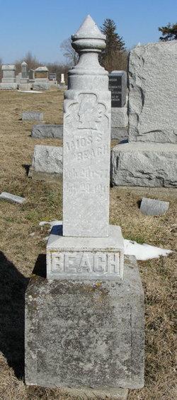 Amos S. Beach