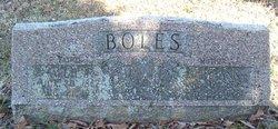 Mary Ann <i>Clack</i> Boles