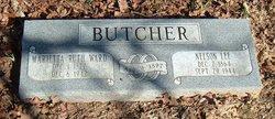 Marietta Ruth <i>Ward</i> Butcher