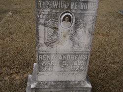 Rena <i>Covington</i> Andrews