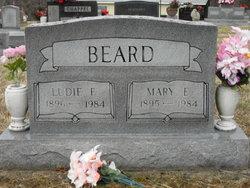 Mary Elizabeth <i>Mefford</i> Beard