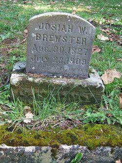 Sgt Josiah W. Brewster
