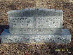 Augusta Baron Anderson