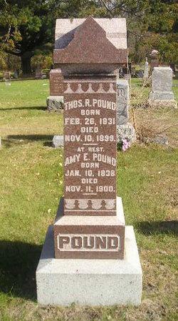 Thomas R Pound