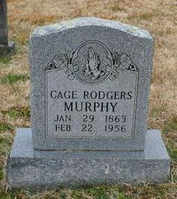 Cage Rogers Murphy