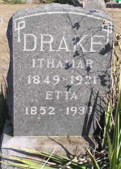 Etta Margaret <i>Wachter</i> Drake