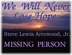 Steve Lewis Arrowood, Jr