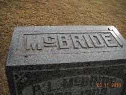 Lean M. <i>Axline</i> McBride