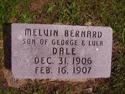 Melvin Bernard Dale