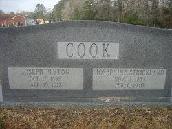Joseph Peyton Cook