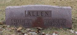 Nellie G <i>Butler</i> Allen