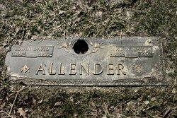 Laura Marie <i>Snyder</i> Allender