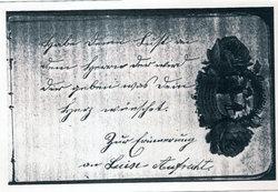 Katherine Louise Louise <i>Mauser</i> Aufrecht