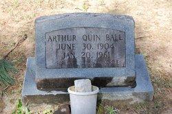 Arthur Quin Ball