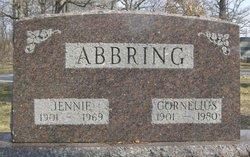 Cornelius Abbring, Jr
