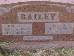 Daniel Ted Bailey