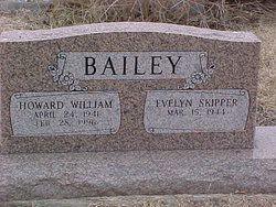 Howard W Bailey