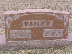 John Wilbert Bailey