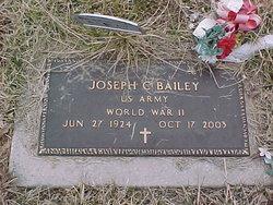 Joseph C Bailey