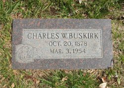 Charles Winfred Buskirk
