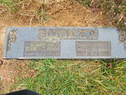 Laura Janette <i>Hood</i> Hooker