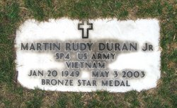 Martin Rudy Duran, Jr