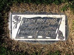 Edith May <i>Wright</i> Annas