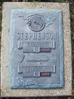 Charles C Stephenson