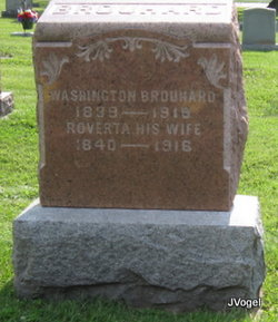 George Washington Brouhard