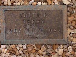Edith Evolee Terry