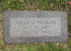 Dora Belle <i>Johnston</i> Buskirk