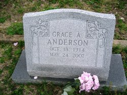 Grace Arleigh Anderson