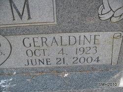 Geraldine <i>Binidict</i> Tatum