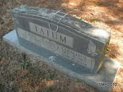 Jessie Dale Tatum