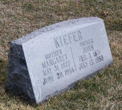 Margaret Kiefer